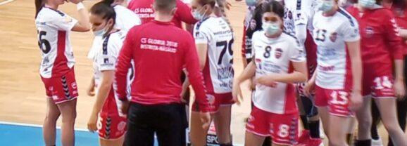 Handbal: Și-au revenit! Gloria bate Craiova fără drept de apel!