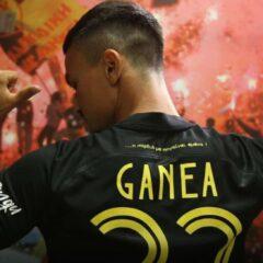 Fotbal: Cristi Ganea, un meci da, unul ba, la Aris Salonic!