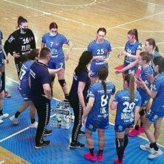 Handbal, Divizia A: S-au bătut pentru locul 2! Gloria, meciuri bune la turneul 3!
