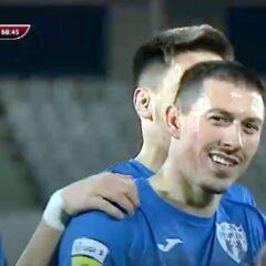 Fotbal: Bistrițeanul Alin Țegle, decisiv în calificarea echipei lui în semifinalele Cupei României