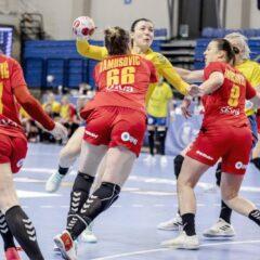 Handbal: Laura Pristăvița, evoluție foarte bună cu Muntenegru!