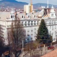 """VIDEO: """"Voi fi mereu mândru!"""" Vezi care e stadiul lucrărilor la Colegiul Liviu Rebreanu"""