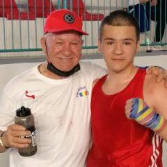 Box: Andrei Măjer confirmă! A luat cupa și campionatul! Și tatăl său a fost campion!