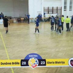 Handbal, Liga Florilor: Vai de amarul nostru! Gloria pierde la 5 goluri cu Brăila!