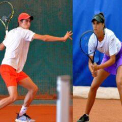 Tenis de câmp: Un argentinian și o timișoreancă s-au impus în turneul internațional de la Bistrița!