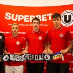 Fotbal: Trei bistrițeni de la ACS Galactic Junior, transferați la una dintre cele mai mari academii din România!