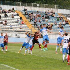 Fotbal, foto/video: Gloria, meci bun în Cupa României! A fost aproape de a elimina o echipă de Liga a doua!