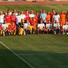 VIDEO: Legenda continuă! Fotbalul a înviat încă o dată la Bistrița! Show de zile mari la prezentarea Gloriei!