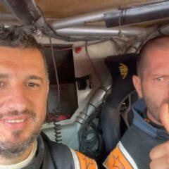 Rally Raid: Meseriași în Hungarian Baja! Mihai Ban și Cheloo, în grafic înaintea Dakarului!