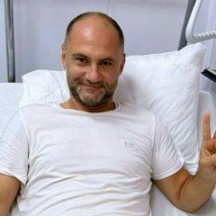 I-au înlocuit tot șoldul stâng! Horațiu Pașca, operat de artroză!