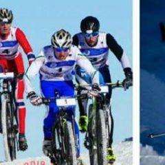 Un bistrițean, campion european de juniori la triatlon de iarnă!