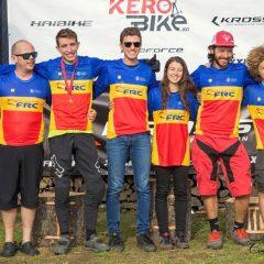 Downhill: Matei Moisil, campion național de seniori! Din 7 categorii, bistrițenii au câștigat 4!