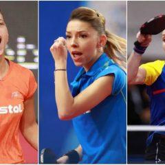 Tenis de masă: Bernadette Szocs, din nou campioană europeană cu naționala României