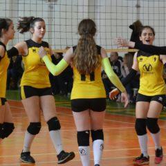 Victorie spectaculoasă pentru ProVolei Bistrița în ultimul turneu al sezonului de junioare 3!