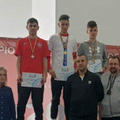 Atletism, CN juniori 1: Marica, vicecampion național! Daniel Rus,prins într-un meleu, doar pe 7!