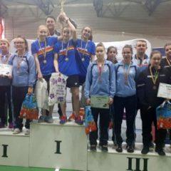 Tenis de masă: CSM Bistrița, campioană națională la junioare 1! Băieții, pe 3!