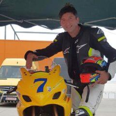 Sorin Pop, primul bistrițean care a luat startul într-o competiție oficială! Pe 6 la etapa 1 din Motor RC!