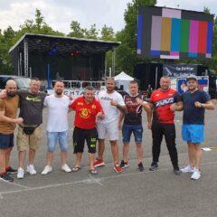 K1: Gala Mix Kombat 6 ar putea fi organizată într-o parcare! Bistrițenii iau un model din Germania!