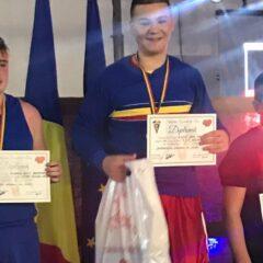 Box: Andrei Măjer- campion national la cadeți, Ionuț Borgovan – bronz la Cupa României