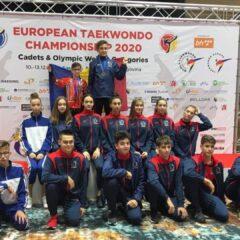 Taekwondo: Patru bistrițeni în lotul României la două competiții europene!