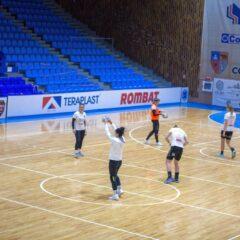 Handbal, Liga Florilor: Gloria se pregătește de meciul cu CSM!