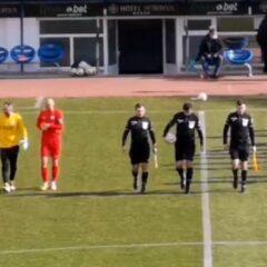 VIDEO, fotbal: Doar remiză acasă! Gloria, un punct chinuit cu Oradea!