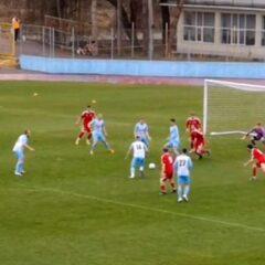 VIDEO, fotbal, Liga 2: Gloria câștigă și e la 3 puncte de barajele pentru Liga a doua