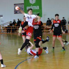 Handbal: Meci bun, puncte importante! Gloria, o clasă în plus peste Zalăul lui Tadici!