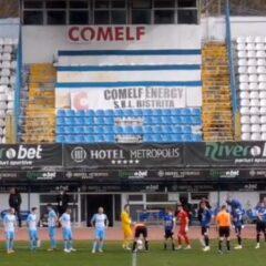 Fotbal, Liga a treia: Gloria, remiză albă cu liderul!