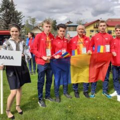 Alergare montană: Bistrițeni medaliați cu argint la Campionatul Balcanic!