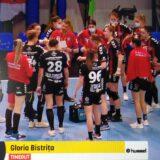 Handbal, Liga Florilor: Tot mai departe de cupe! Gloria pierde pe mâna ei cu Minaur!