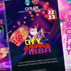 Star Gym Bistrița, de 9 ori pe podium la un concurs international de dans
