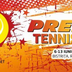 Tenis de câmp: Juniori din 15 țări vin la un turneu organizat de Grand Slam Tennis Club Bistrița!