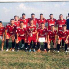 După 14 ani, Becleanul are din nou echipă de fotbal! A câștigat faza județeană a Cupei României!