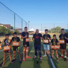 K1: PFG Bistrița – 6 victorii la Cupa Petrești