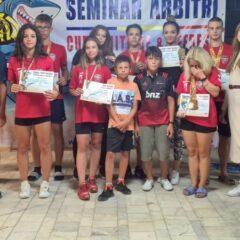 Taekwondo: Ionela Musteață și Mihai Bura, campioni naționali la seniori! Rezultate remarcabile pentru Gloria și Ilyo!