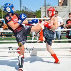 PFG, transfer de senzație! Robert Ștefănuțiu trece de la taekwondo la kickboxing și câștigă la prima participare