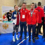 Taekwondo: Ana Riti și Mihai Bura, bronz la Podgorita Open!