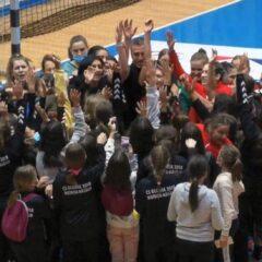 Handbal, Divizia A: Victorie la ȚANC! Gloria bate U Cluj cu echipa de tineret și e lideră cu 5 din 5!