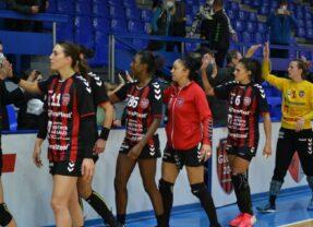 Handbal: Recuperăm teren! Victorie clară cu Dacia Mioveni: 31-21!