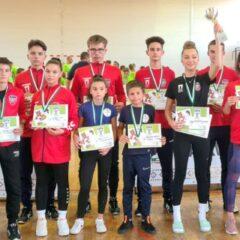 Taekwondo: Medalii peste medalii la Miercurea Ciuc!