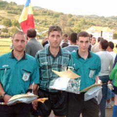 Arbitrul bistrițean Mihai Marica e pe lista FIFA! Acum 10 ani era pălmuit și scuipat la Uriu!